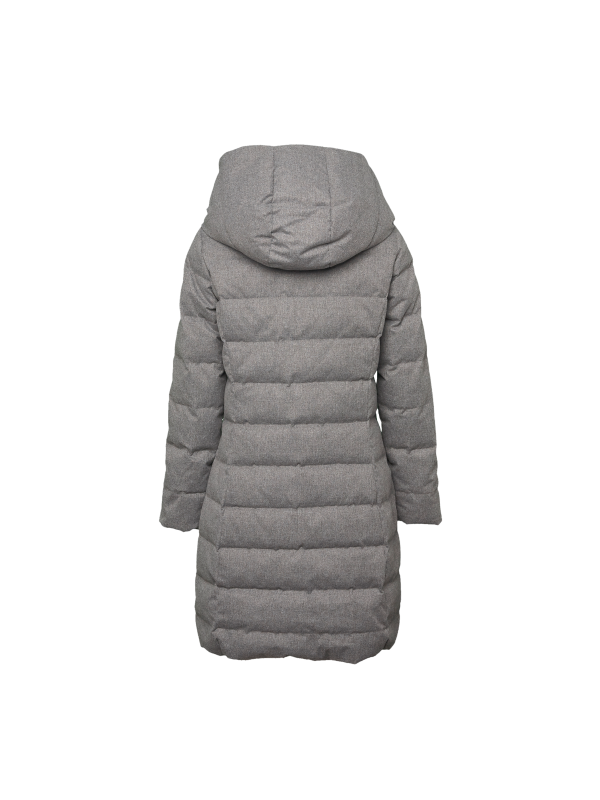 WOMAN DOUBLE BREASTED DOWN JACKET