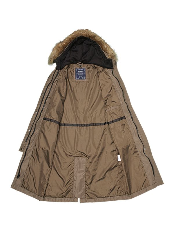 4 IN 1 INTERCHANGEBLE DOWN JACKET