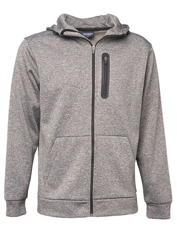 MEN ACTIVE TECH JACKET WITH HOOD