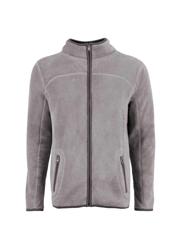 KIDS BASIC FLEECE JACKET