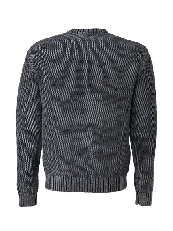 CHUCKY CABLE KNIT SWEATER