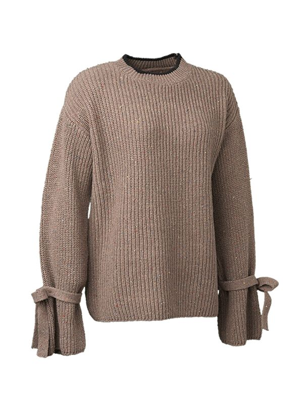 NAP YARNS KNITTED SWEATER