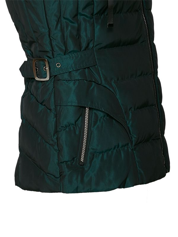 ELEGANT SLIM FIT PUFFER JACKET