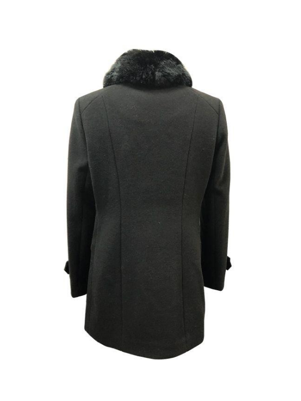 DOUBLE BREASTED COAT - TCW9252