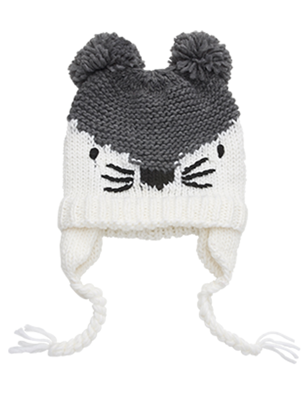 GIRLS'S KNITTED HAT
