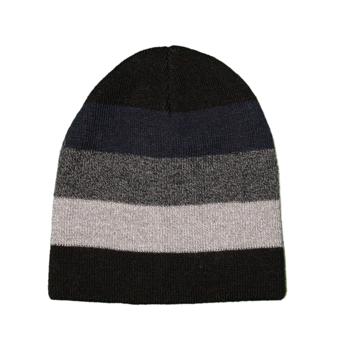 UNISEX COLORBLOCK KNITTED HAT