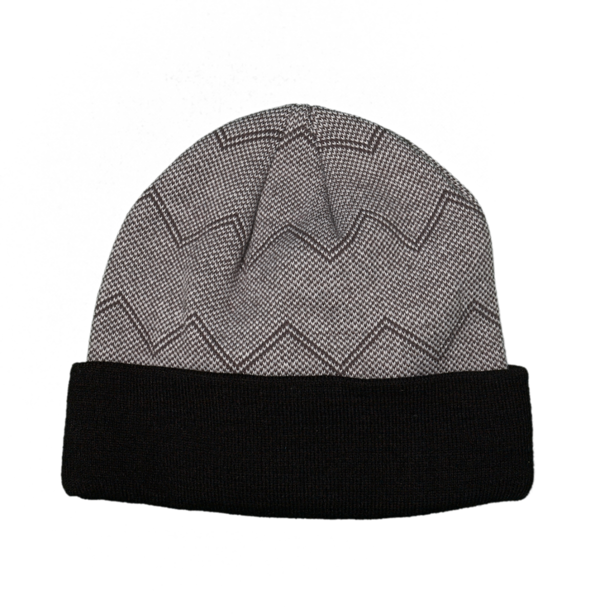 53eaa6f2 UNISEX ZIG-ZAG KNITTED HAT | Universal Traveller Singapore