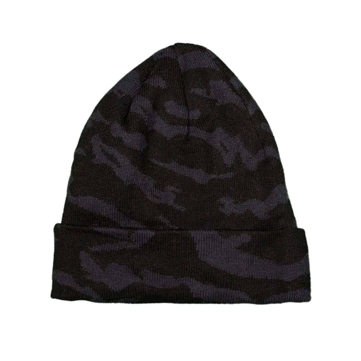 UNISEX CAMO KNITTED HAT