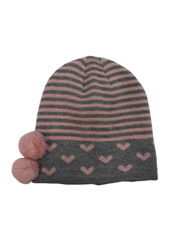 GIRL KNITTED HAT