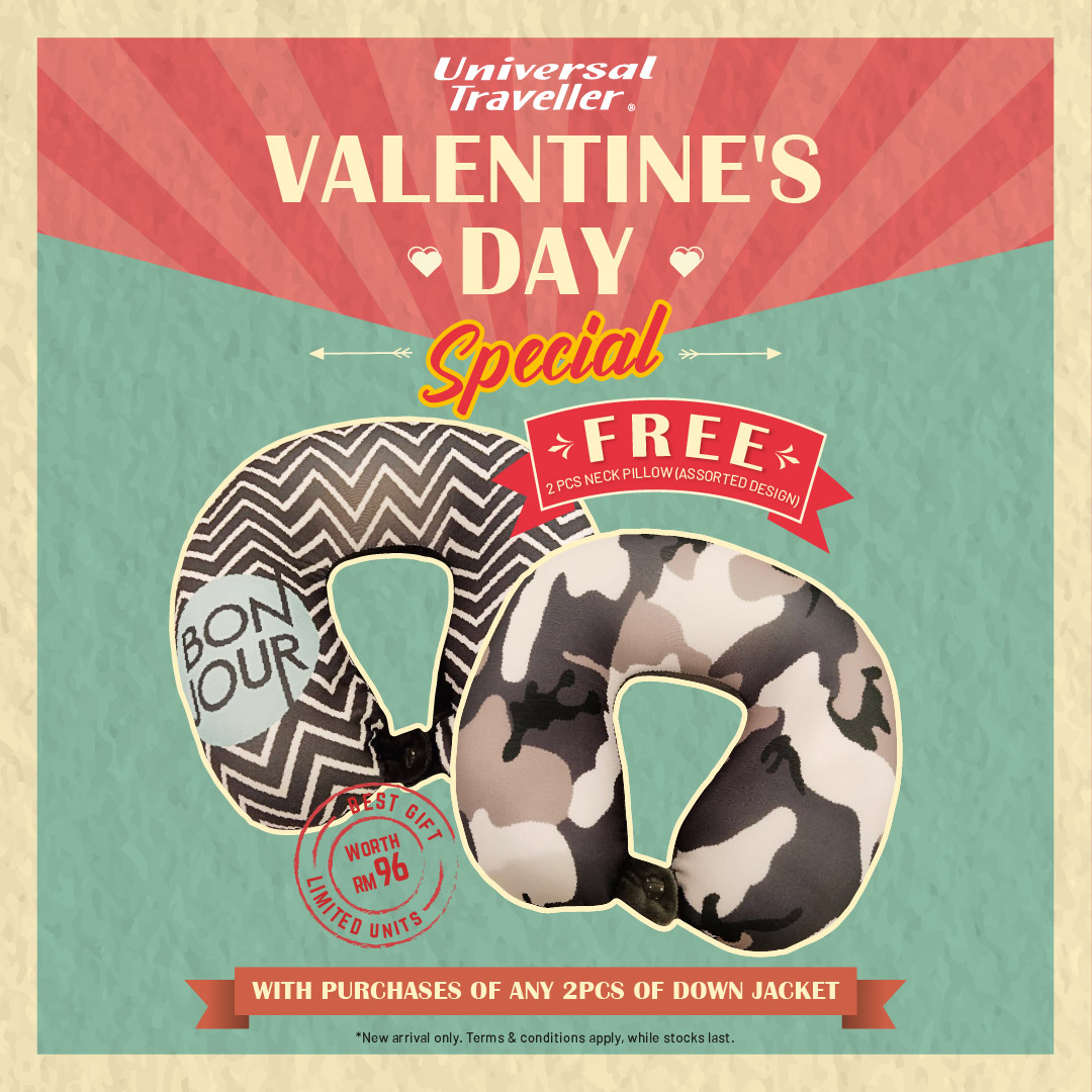 Valentine's Day Special (East Malaysia)